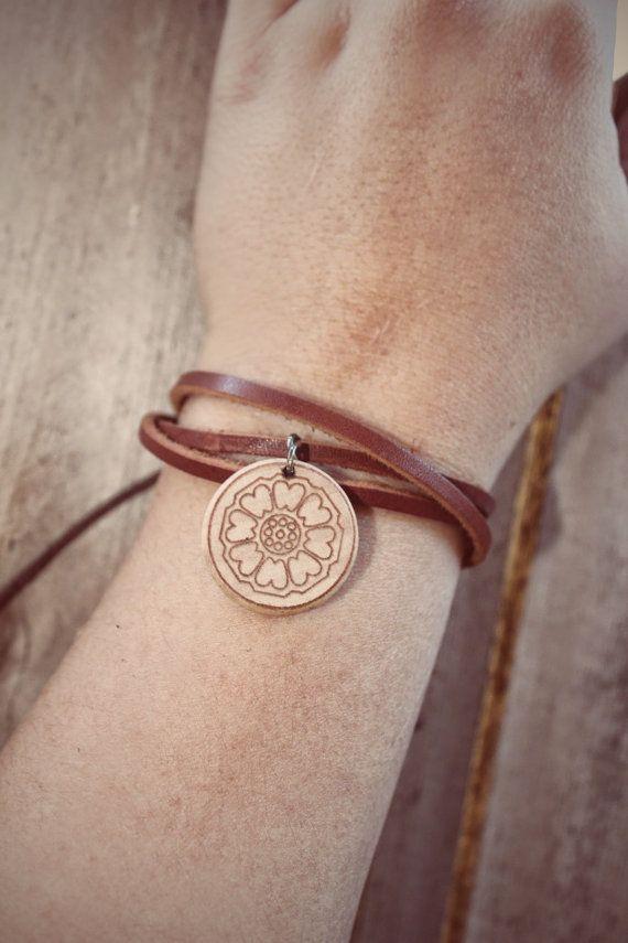 White Lotus Bracelet Avatar The Last Airbender Wood And