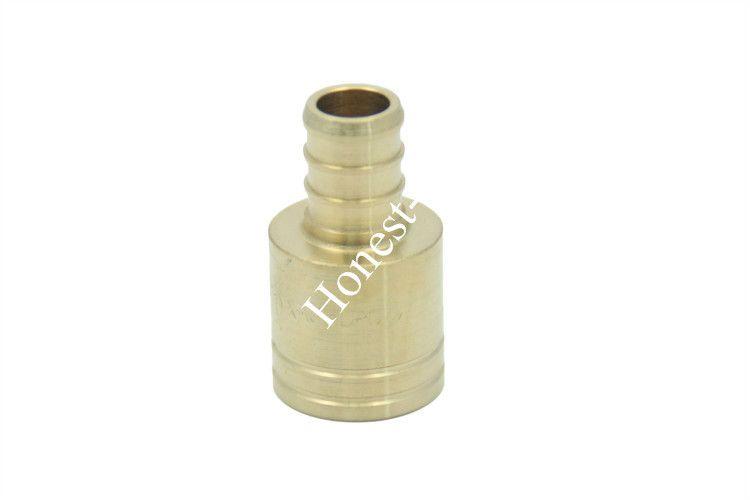 1 2 Pex X 1 2 Female Sweat Adapter Brass Crimp Pex Fitting Fittings Crimps Brass Fittings