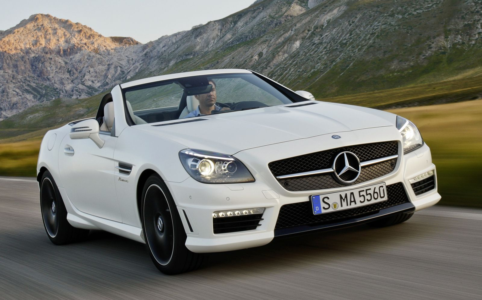2014 Mercedes Benz Slk Class With Images Mercedes Benz Slk