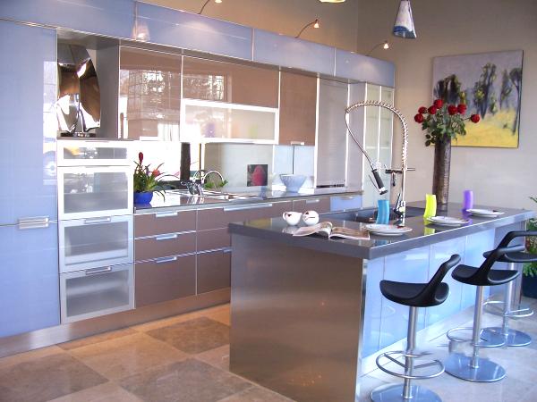 Interior Designed Kitchens Glamorous Crystal Kitchen  The Creative Edge Inc Nava Slavin  Interior Decorating Inspiration