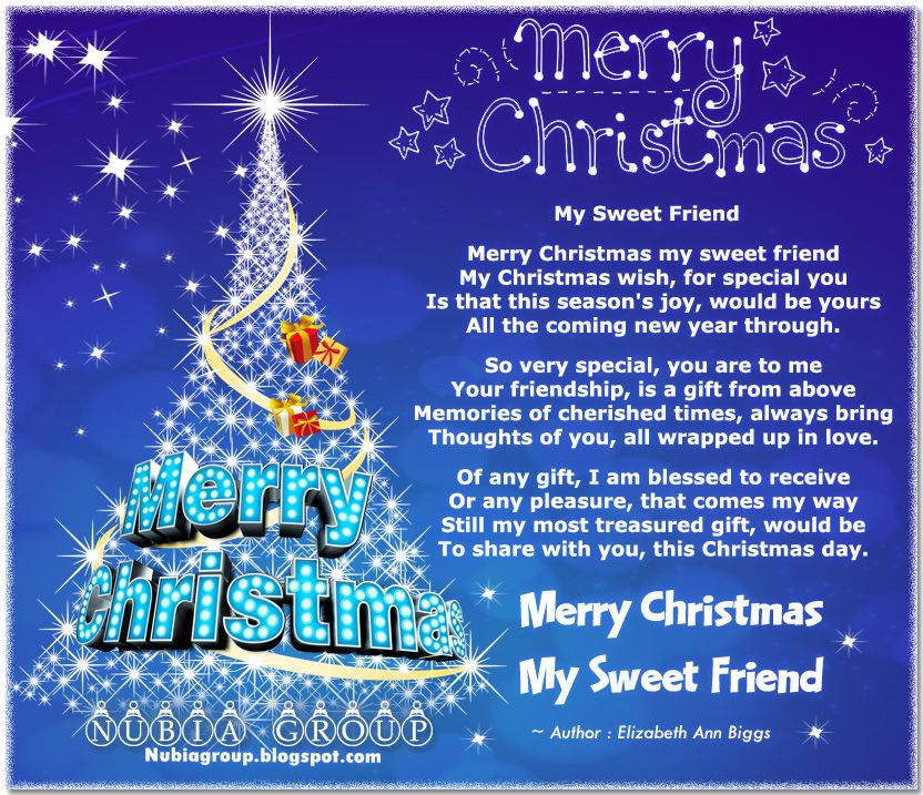 Good Merry Christmas Quotes For Friends