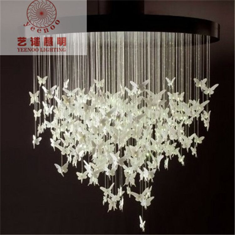 butterfly fiber optic star ceiling kit ... | Let there be Light ...