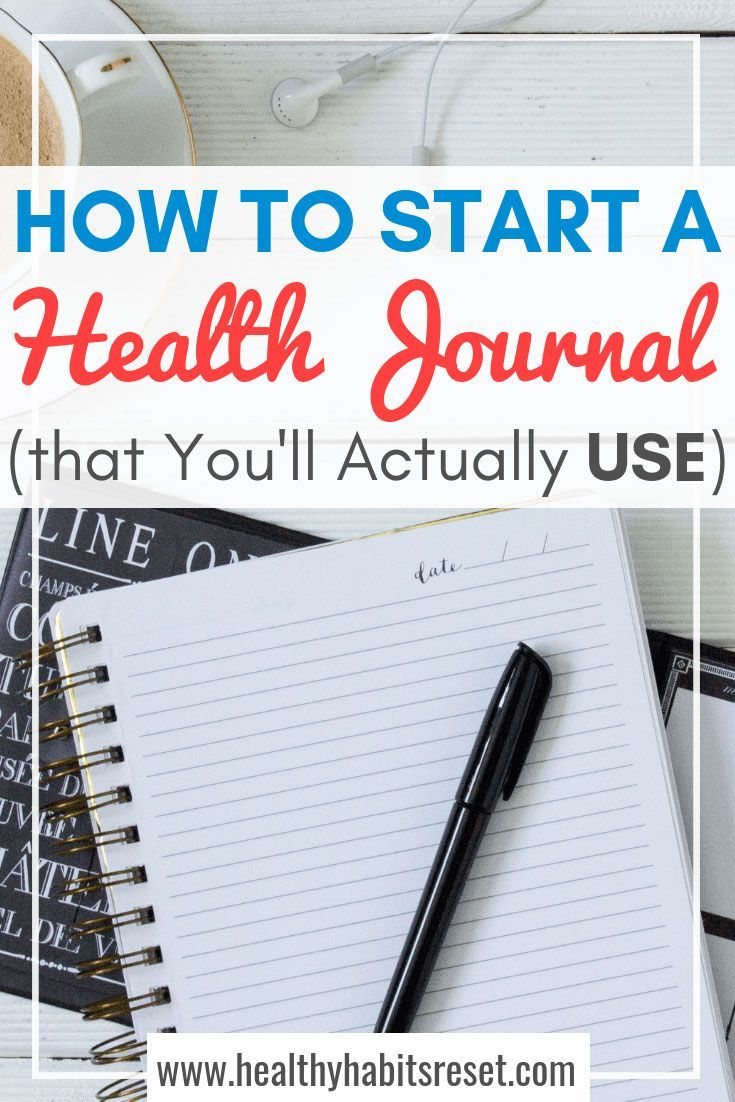 How to Start a Daily Health Journal for Your Autoimmune Disease How to Start a Daily Health Journal for Your Autoimmune Disease Start your own DIY health journal by follo...