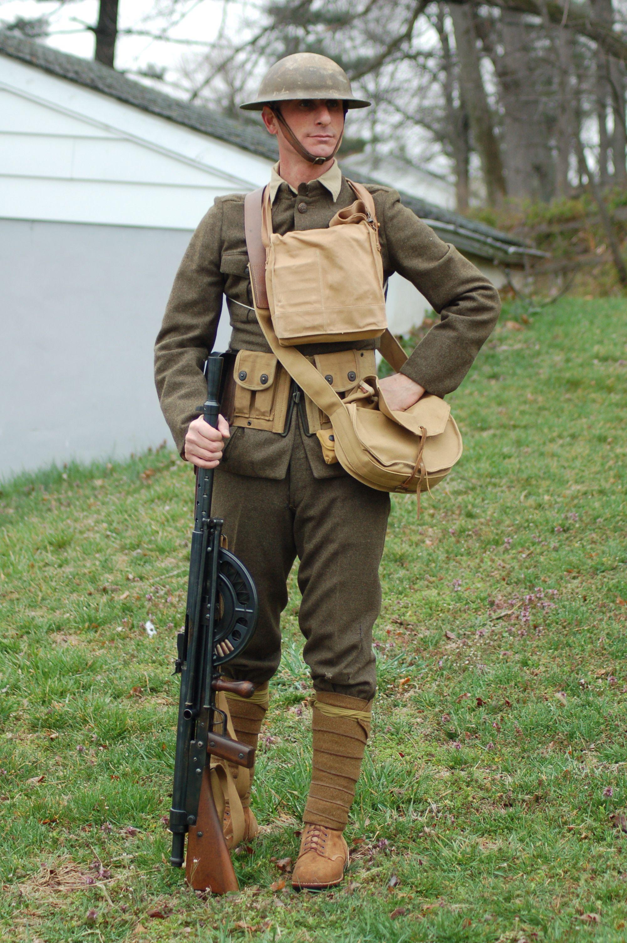 Marine Chuchat Gunner