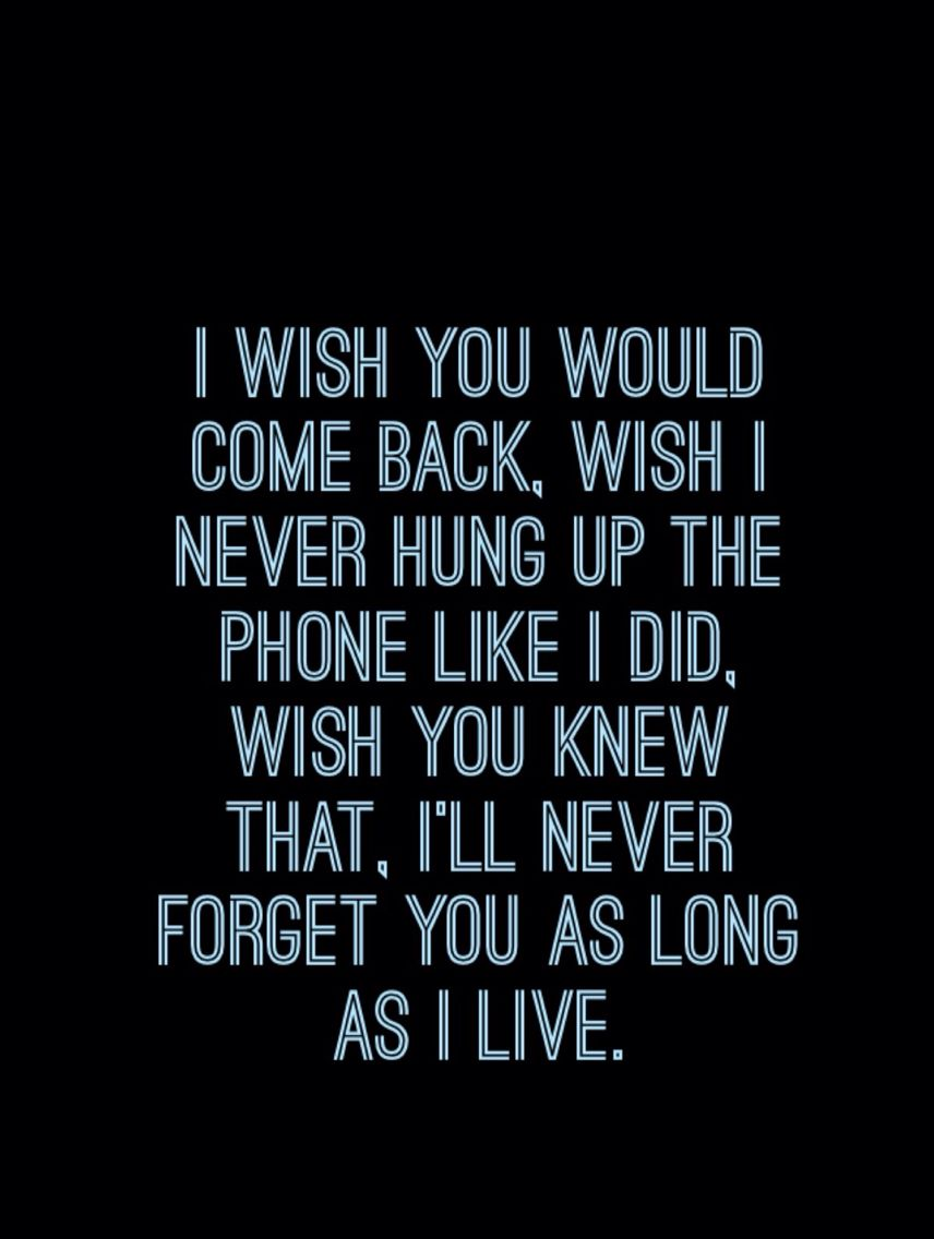 I Wish You Would. Taylor Swift. 1989