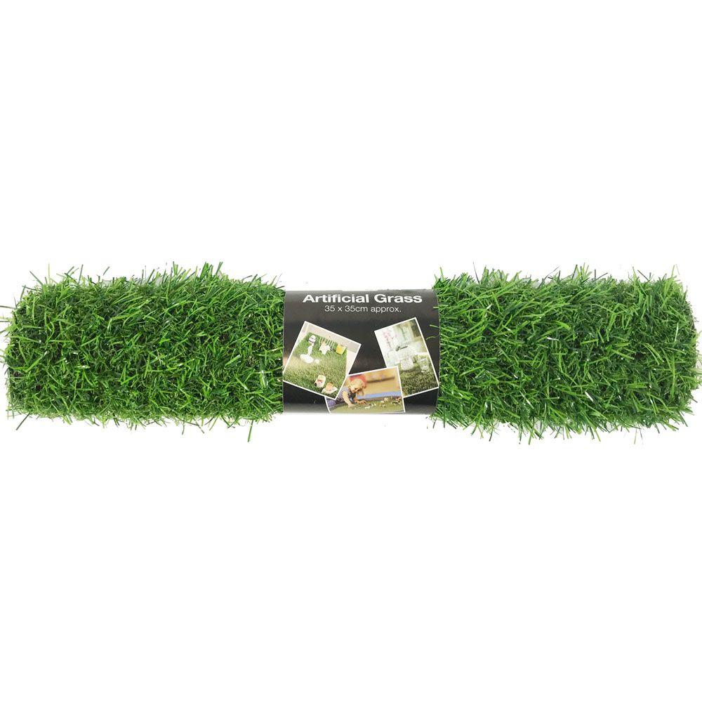 Artificial Grass Roll - 35x35cm | In the garden | Grass