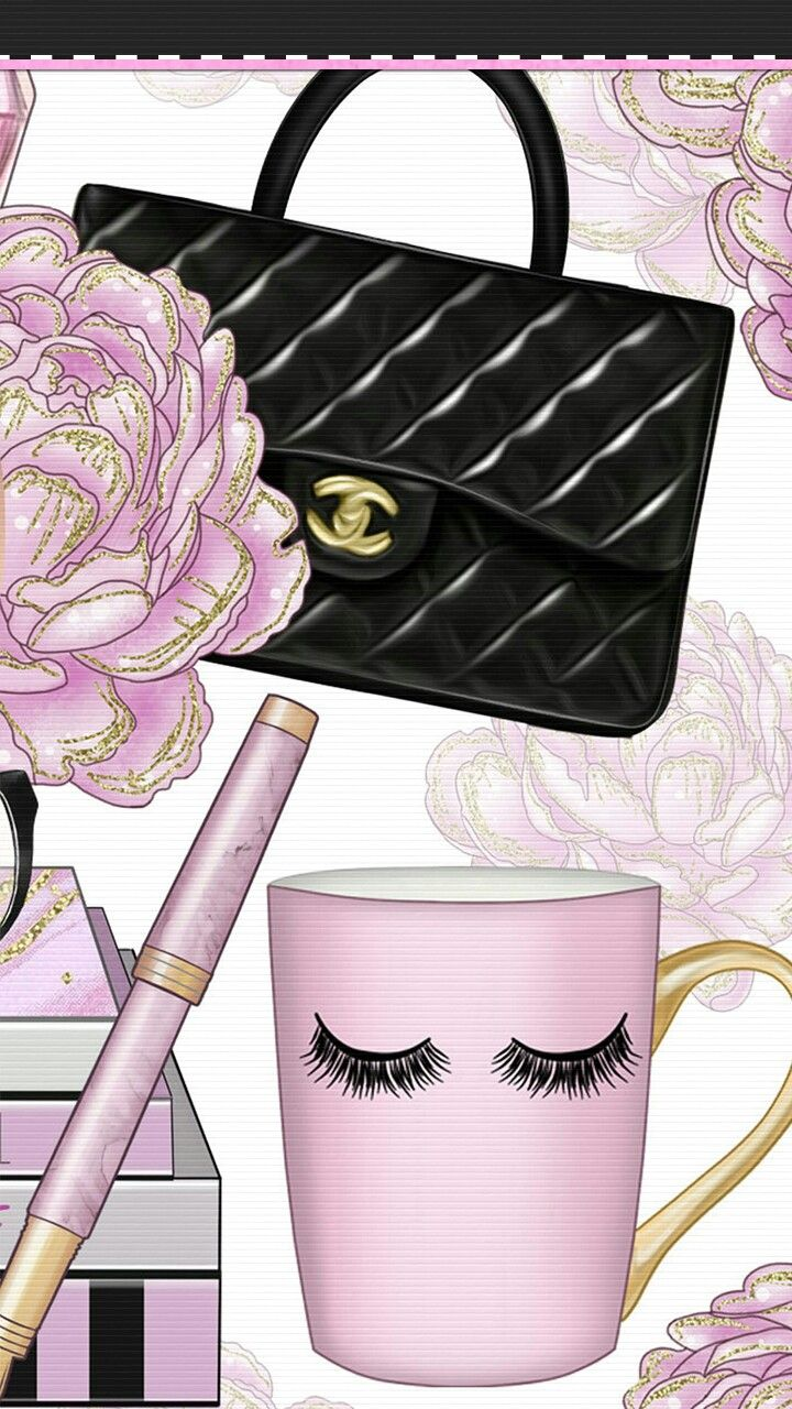 iPhone Wall tjn | Chanel wallpapers, Makeup wallpapers ...