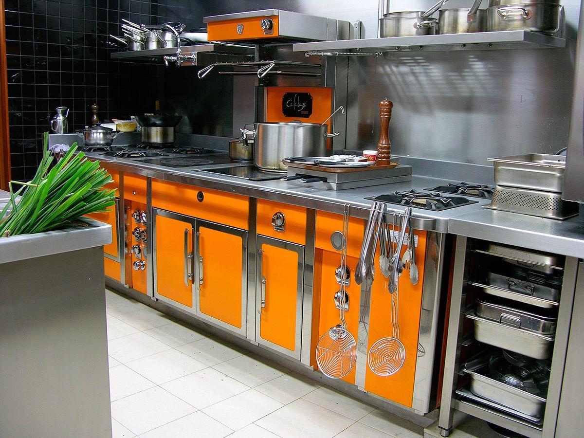 Profesionales en el diseño y equipamiento de cocinas industriales ...