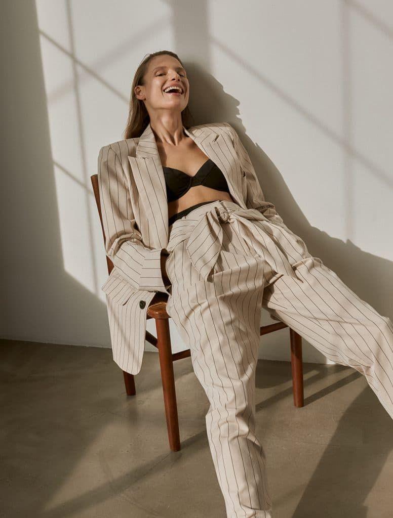 Andrew Stinson for Design Scene with Cate Underwood | Fashion Editorials #editorialfashion