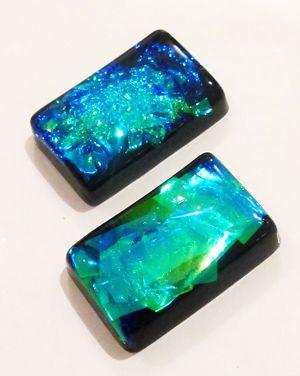 4fd7937e947c8 Resin. Faux Opals or Dichroic Glass
