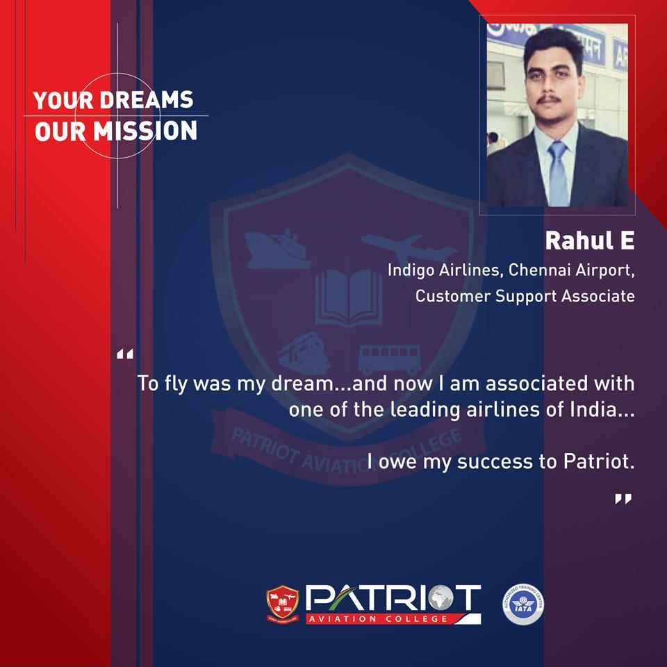 Your Dreams. Our Mission!! Patriot is extremely happy to