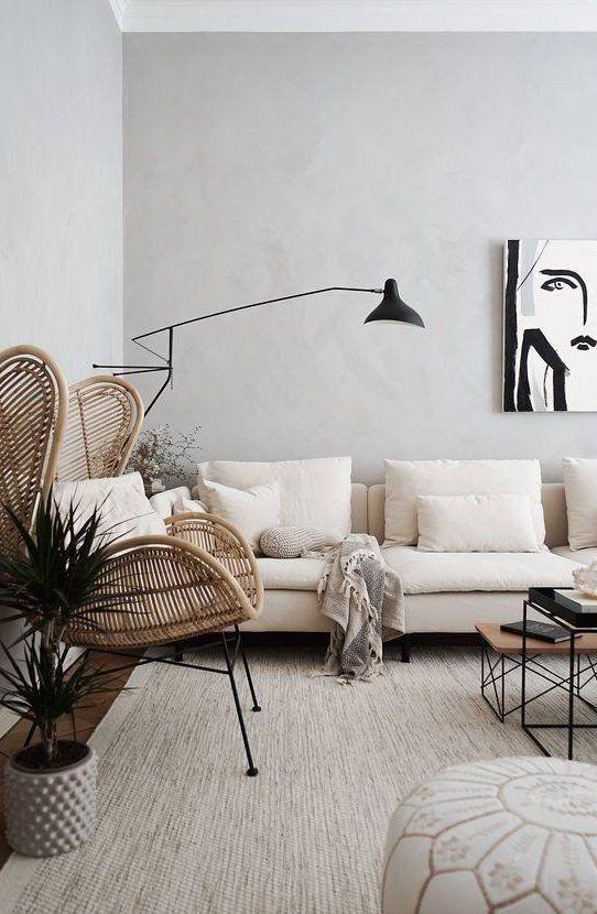 Beigh Modern Living Room Decorating Ideas Modern Living
