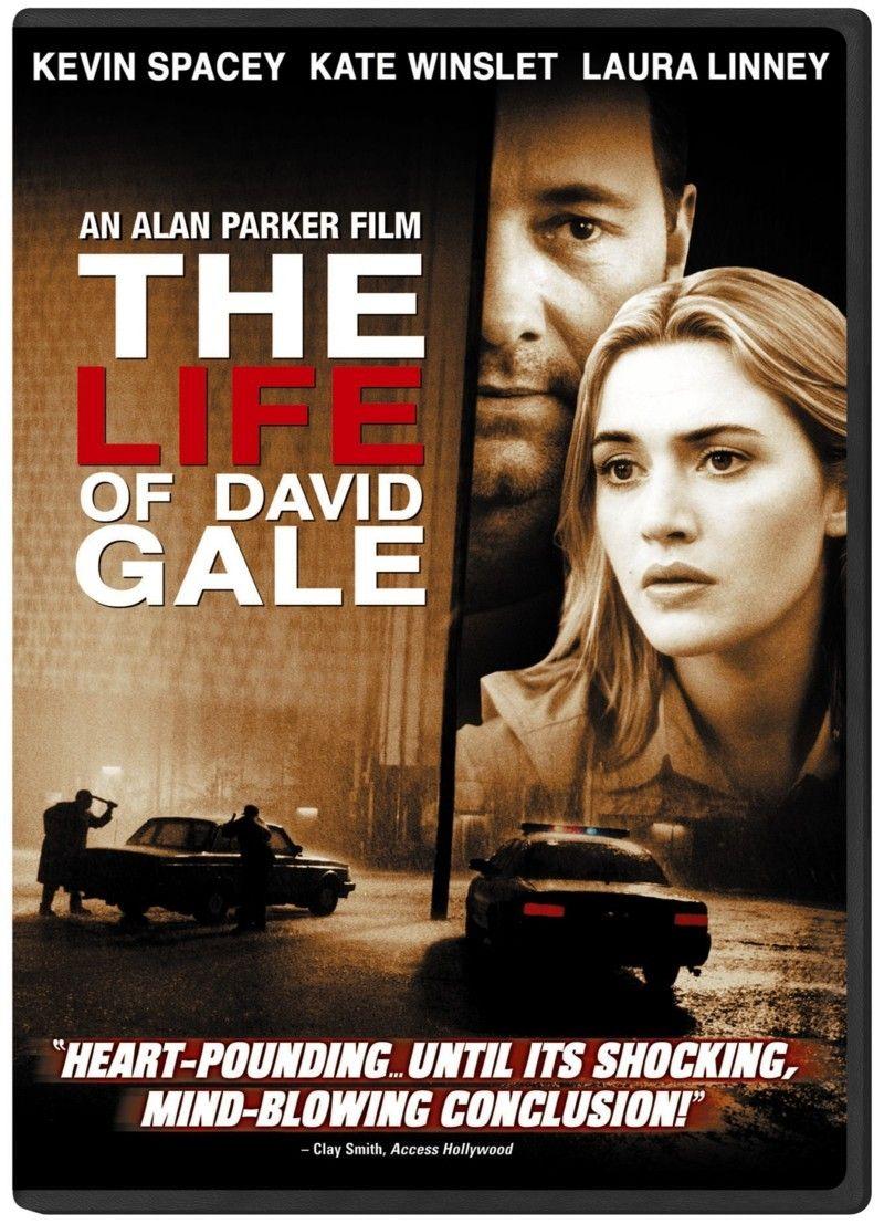 Vamos falar de pena de morte? The Life of David Gale.