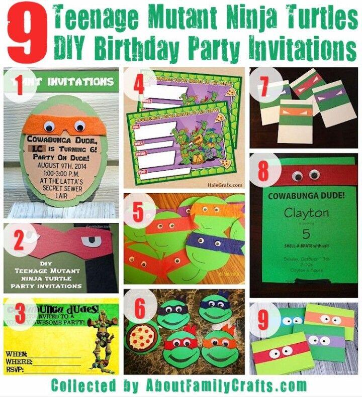 Game ideas   Ninja turtles birthday   Pinterest   Game ideas, Turtle ...
