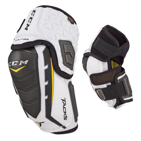 Ccm Ultra Tacks Hockey Elbow Pads Senior Med Bilder