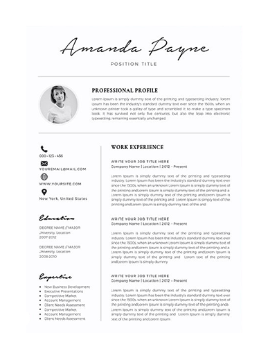 Resume Design Creative Resume Layout Downloadable Resume Template Resume Design Template In 2020 Resume Design Template Resume Layout Resume Design Creative