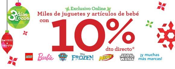Descuento 10% en juguetes ToysRus y BabiesRus  a56b175d61d7f