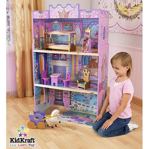 KidCraft Princess Eleanor Dollhouse