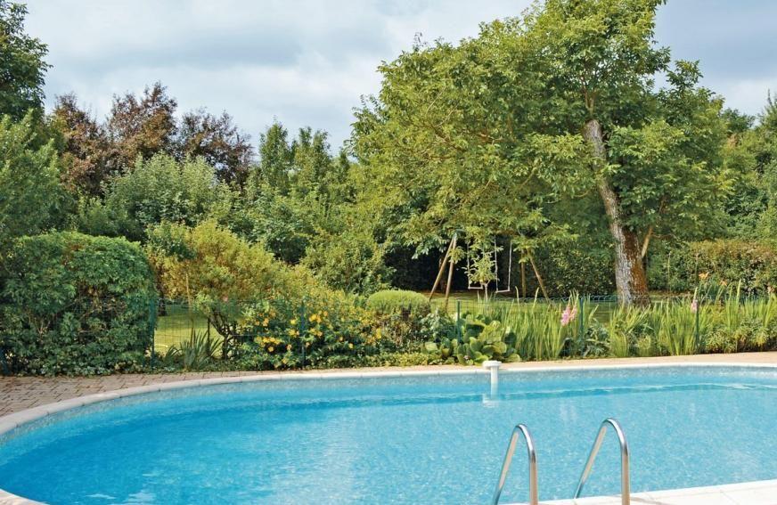 Swimming Pool | La Tonnelle, Saint Simon, Charente Maritime
