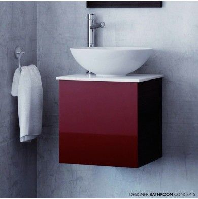 Combination Designer Modular Bathroom Vanity Unit Main Image