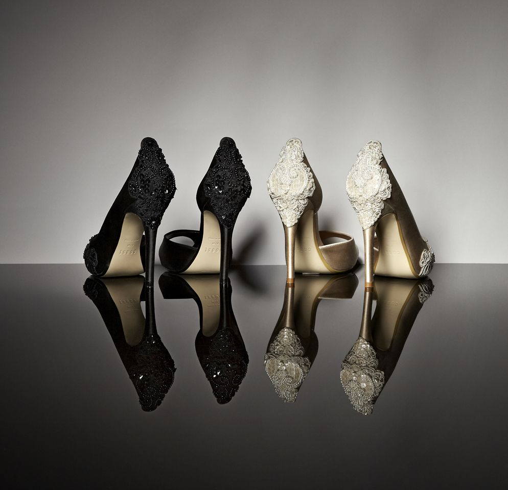 AW11 Shoe Editorial shoot for @coast Stores