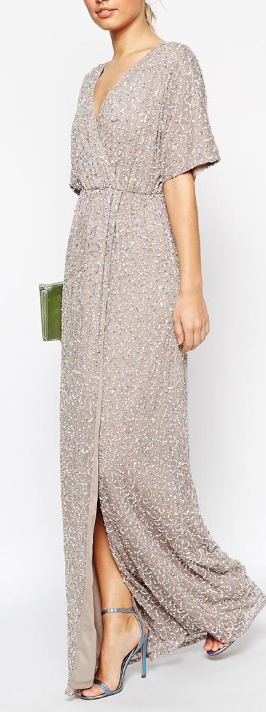 Tenedos Evening Dress by Tarik Ediz … | Ball dresses, Fancy