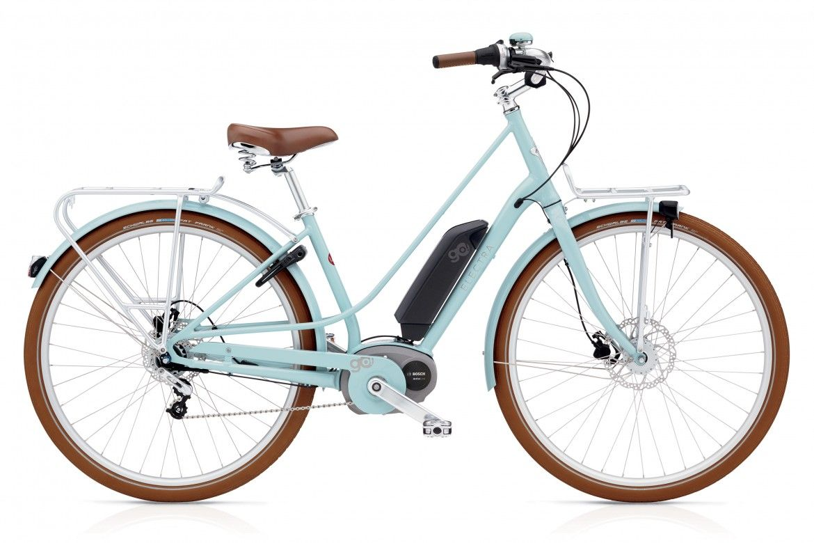 Loft Go 8i Hybrid Bike Bicycle