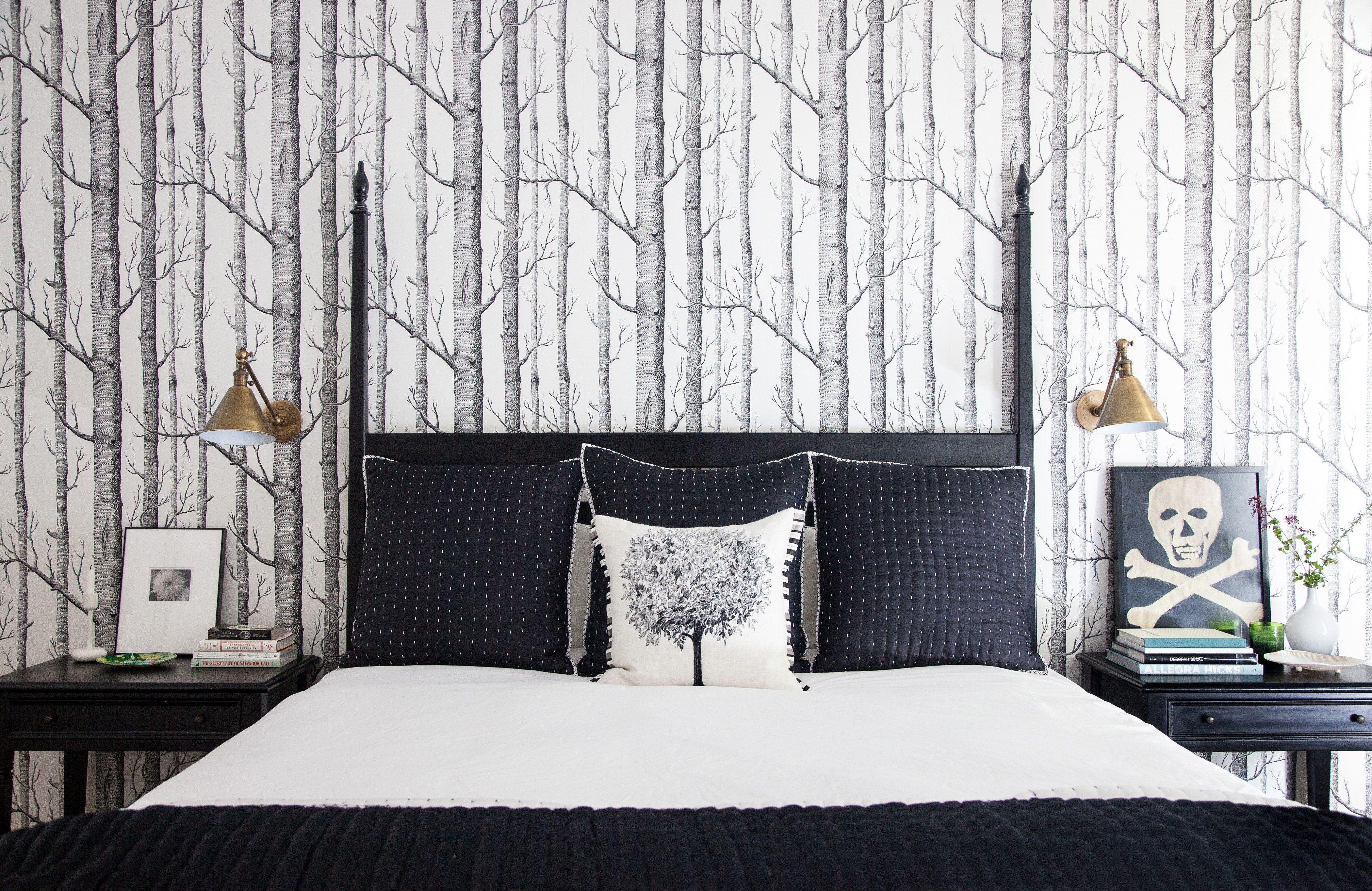 Chairish  Tree wallpaper bedroom, Birch tree wallpaper, Wallpaper