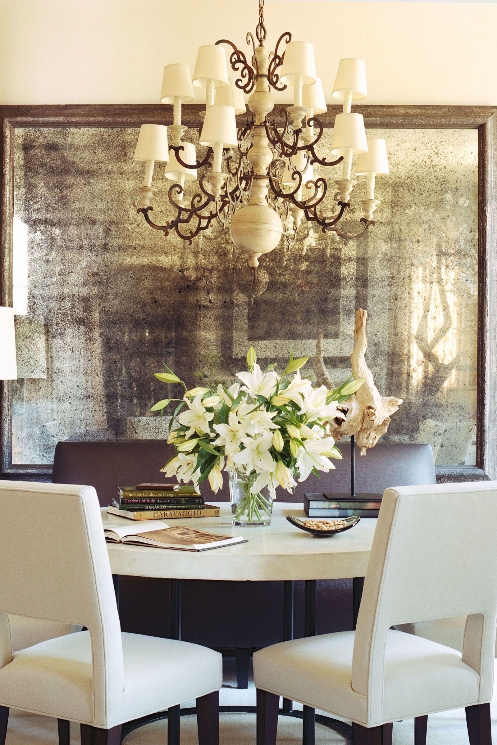 Thelist Interior Designer Susan Ferrier Shares Her Fall Inspiration Mirror Dining Room Decor Cheap Home Decor