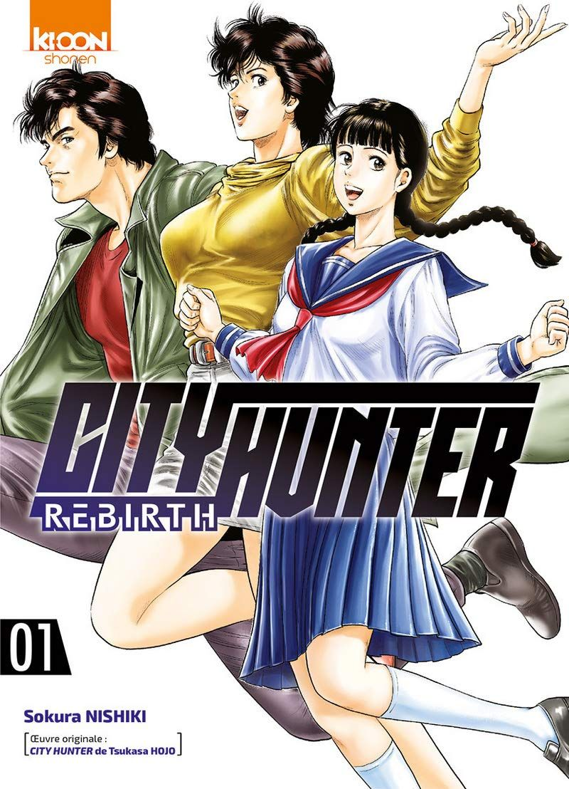 Telecharger City Hunter Rebirth T02 Vol02 Pdf Livre En Ligne A