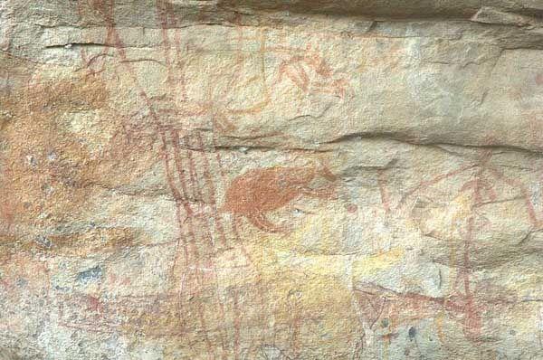 Australian Petroglyphs Wondjina Crystalinks Petroglyphs Cave