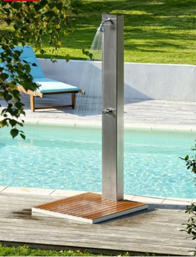 robinet exterieur douche solaire