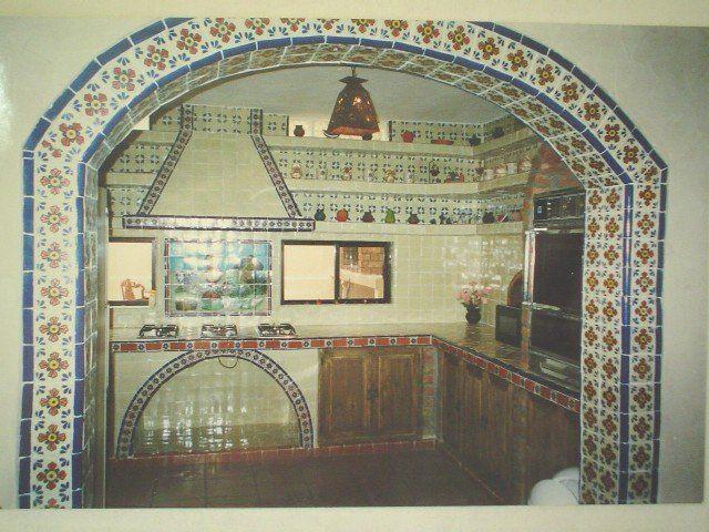 Talavera azulejos estilo ejemplo cocina buy cocina for Cocinas estilo mexicano
