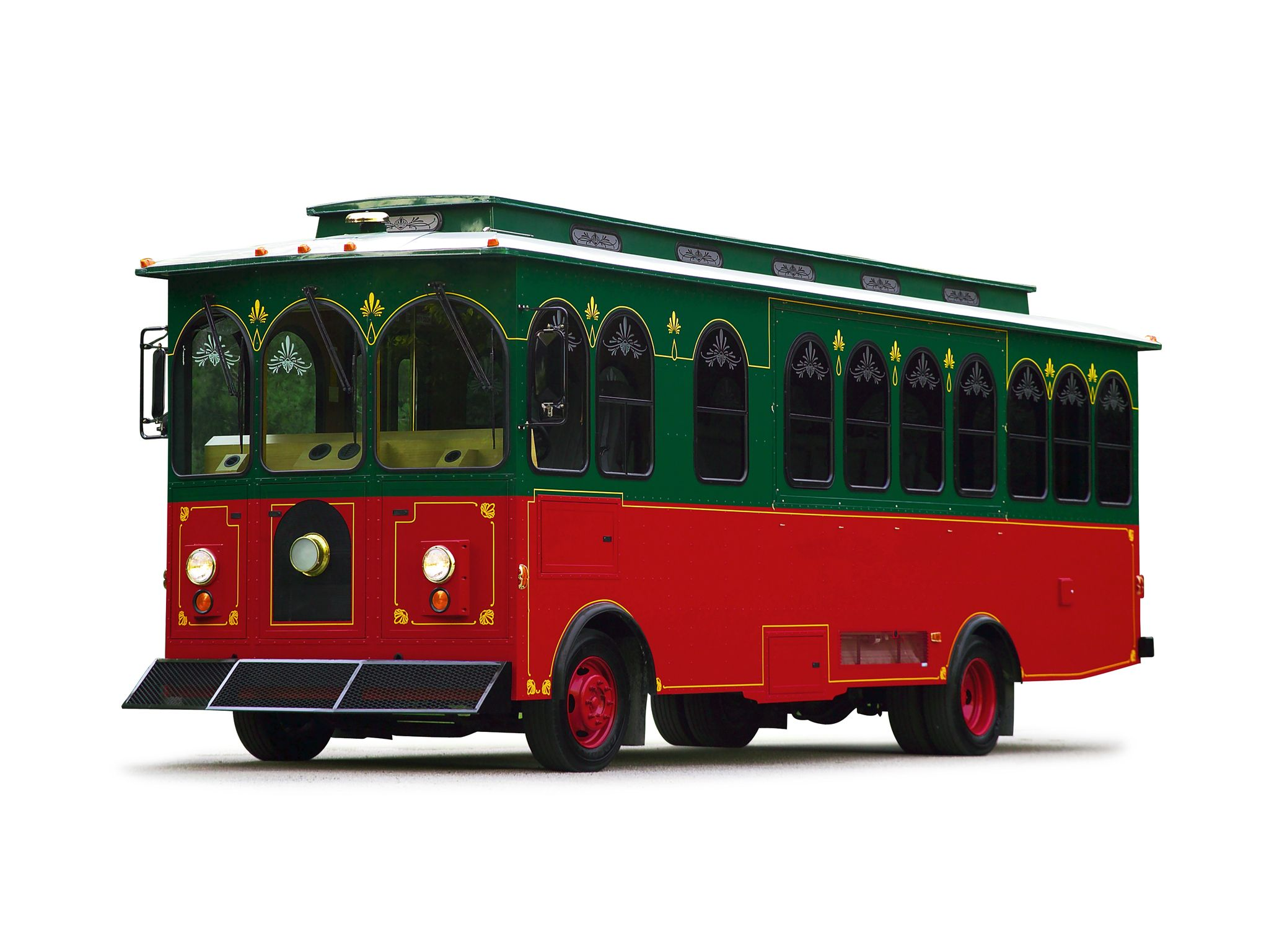 StarTrans Classic American Trolley
