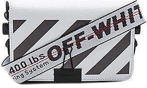 429832b79e081 OFF-WHITE Diagonal Square Mini Flap Bag