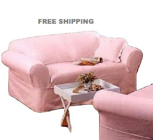 Simply Shabby Chic Sofa Slipcovers