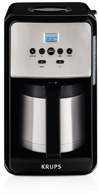 Krups Savoy Thermal Coffee Maker Products Pinterest