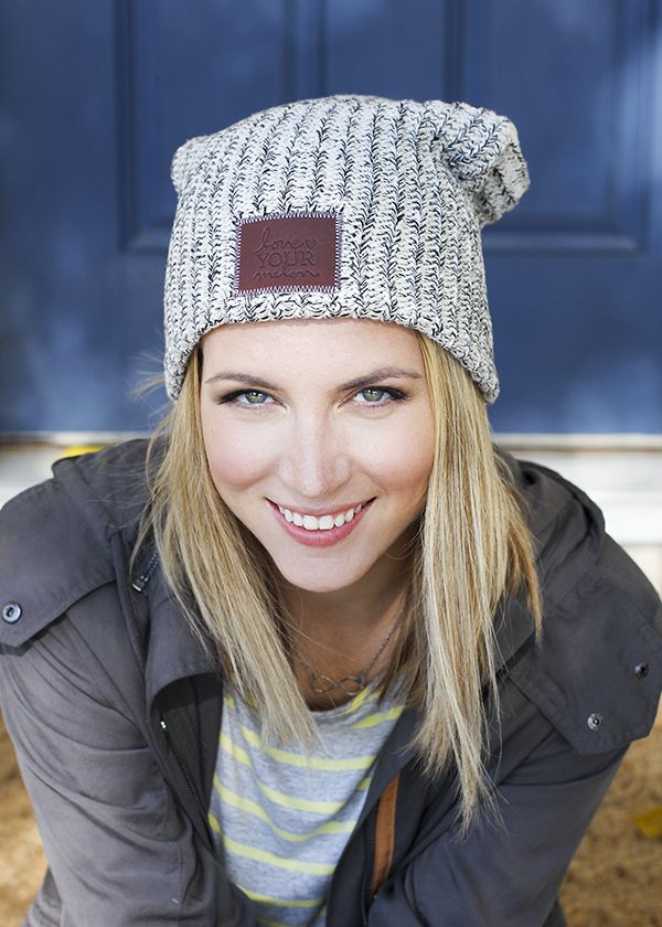 Love Your Melon Beanies For Every Hat Sold They Donate A To Child Battling Cancer