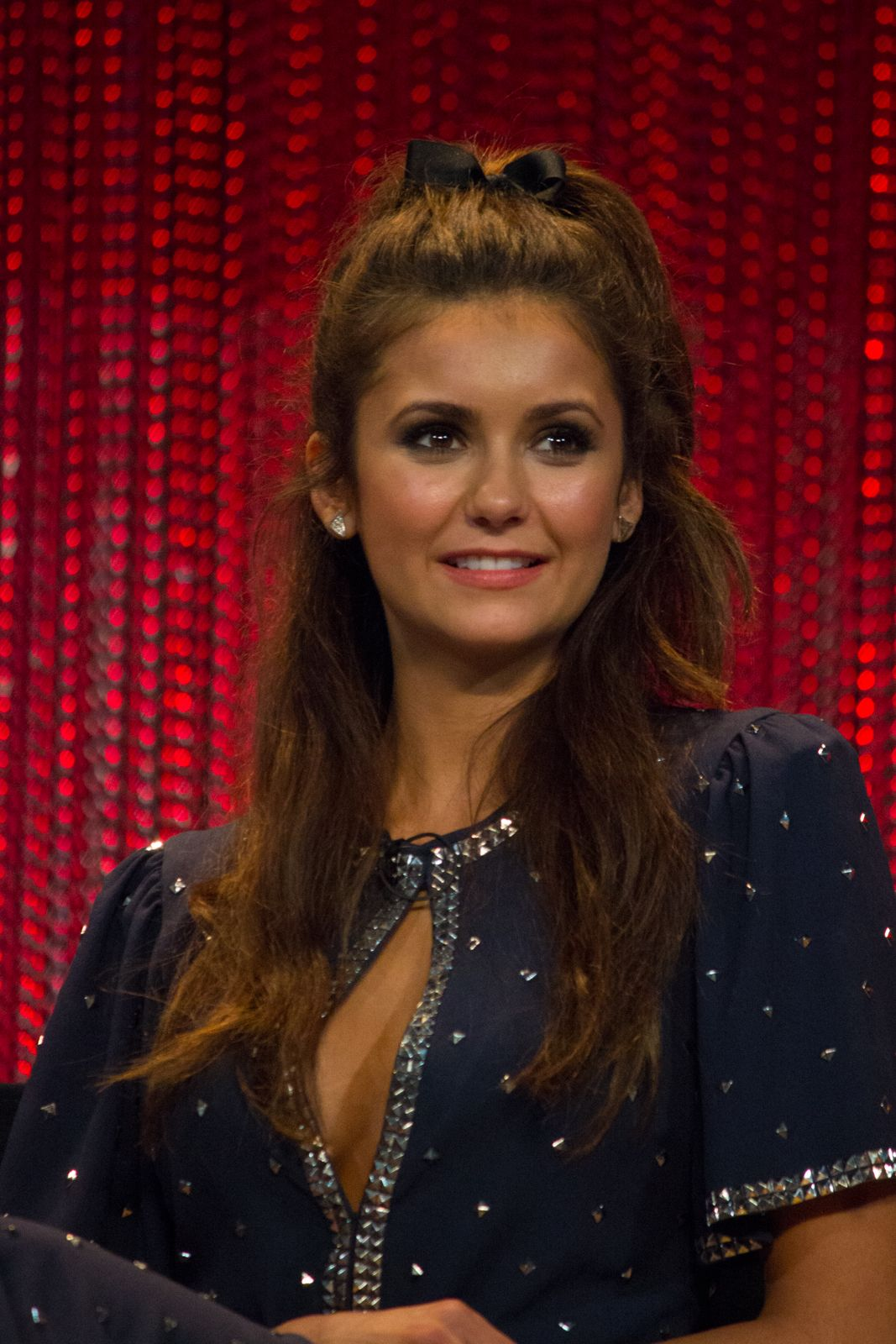 Nina Dobrev The Free Encyclopedia Nina Dobrev