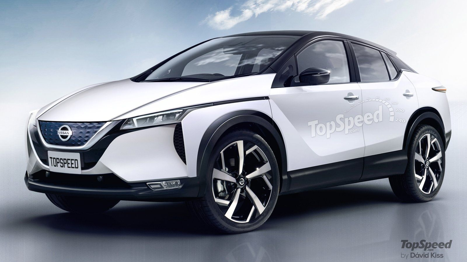 2020 Nissan Imx A Fully Electric Premium Crossover Nissan Nissan Leaf Suv