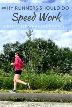 Whether you want to run faster or farther, speed work will help you achieve your goals. Read to learn why runners should do speed work!