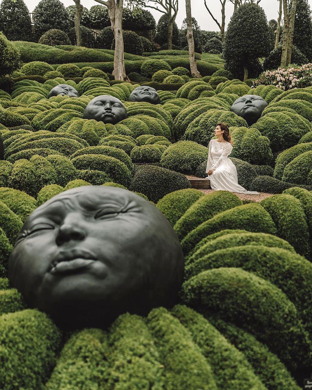 Unique Garden In France Katie One Fairy Tale Wizard Of Oz Alice