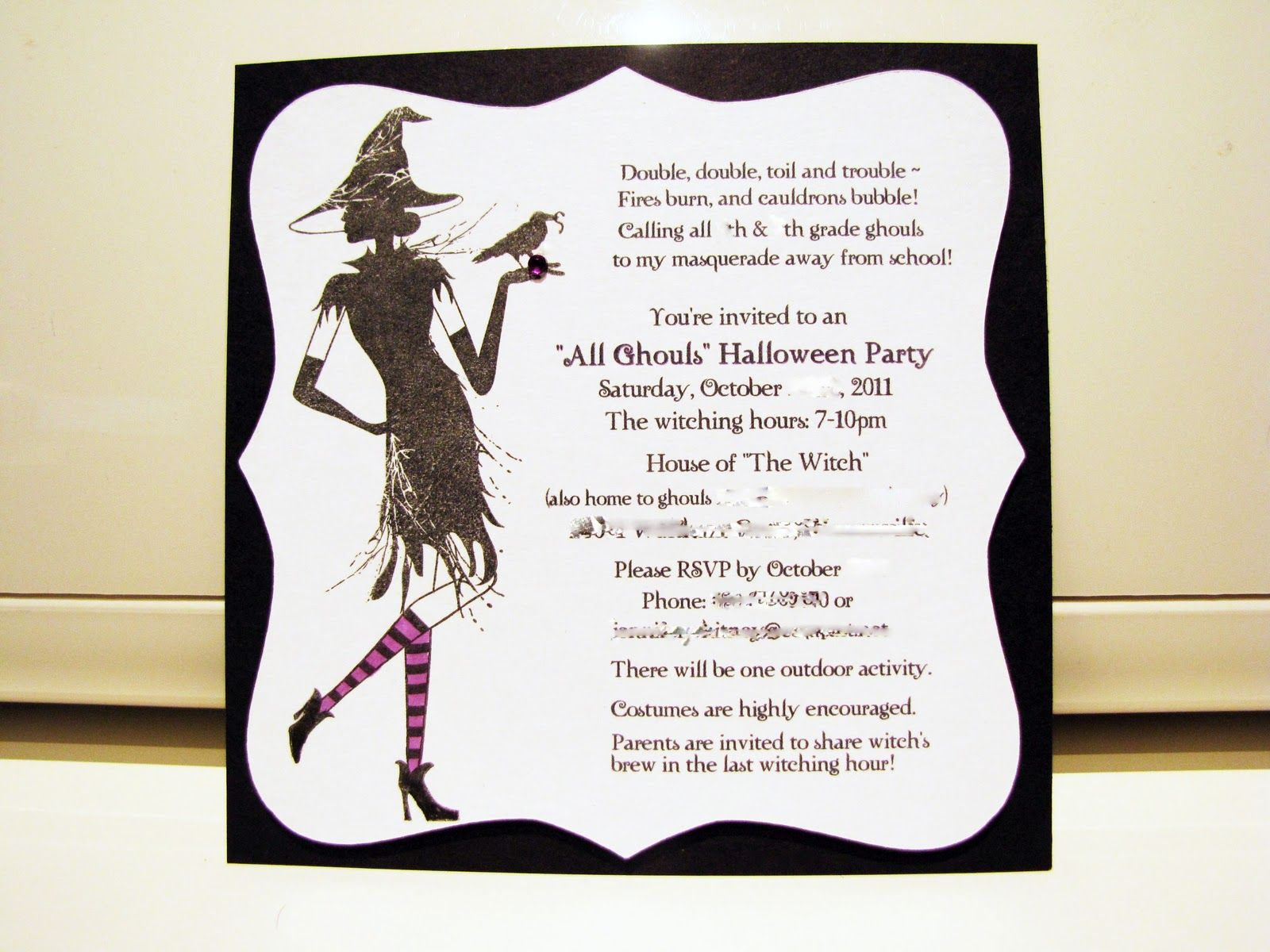 halloween wedding invitations- Mythical answers to Halloween wedding ...