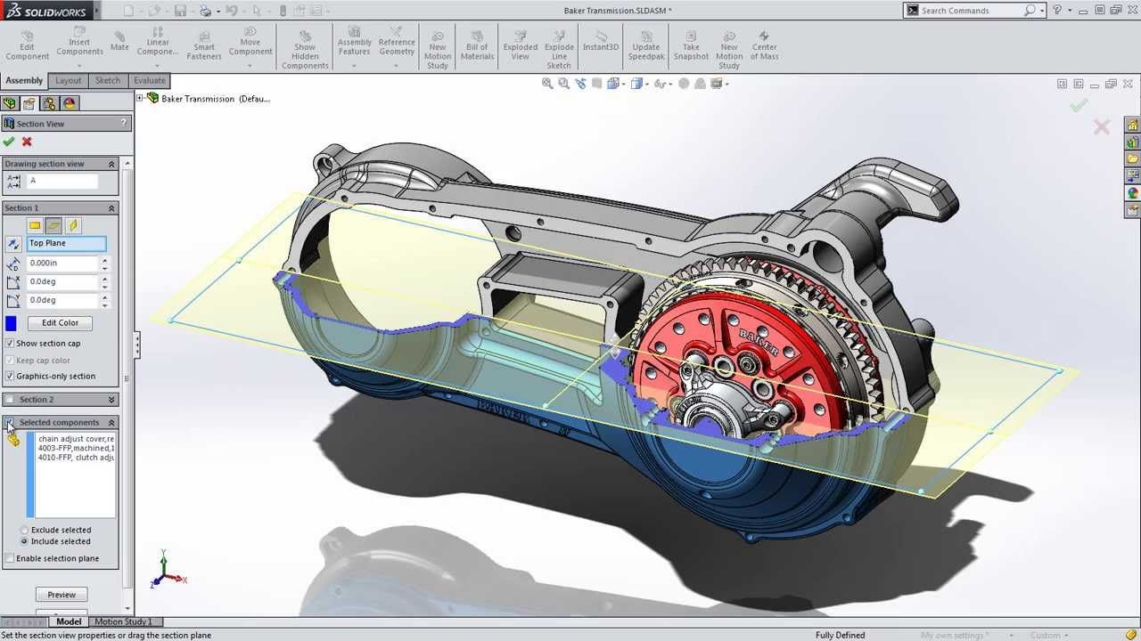 SolidWorks Industrial Training Institute - Solidworks