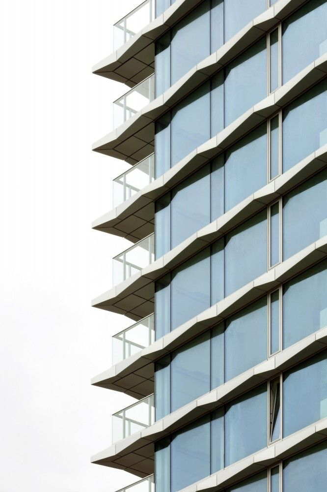 /// E' Tower / Wiel Arets Architects