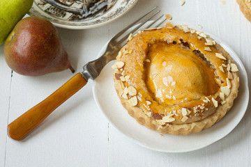 Pear and Cardamom Frangipane Tarts | Tasty Kitchen: A Happy Recipe Community!