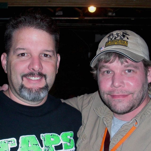 Britt Griffith from Taps/The Ghost Hunters on the Sci-Fi channel and