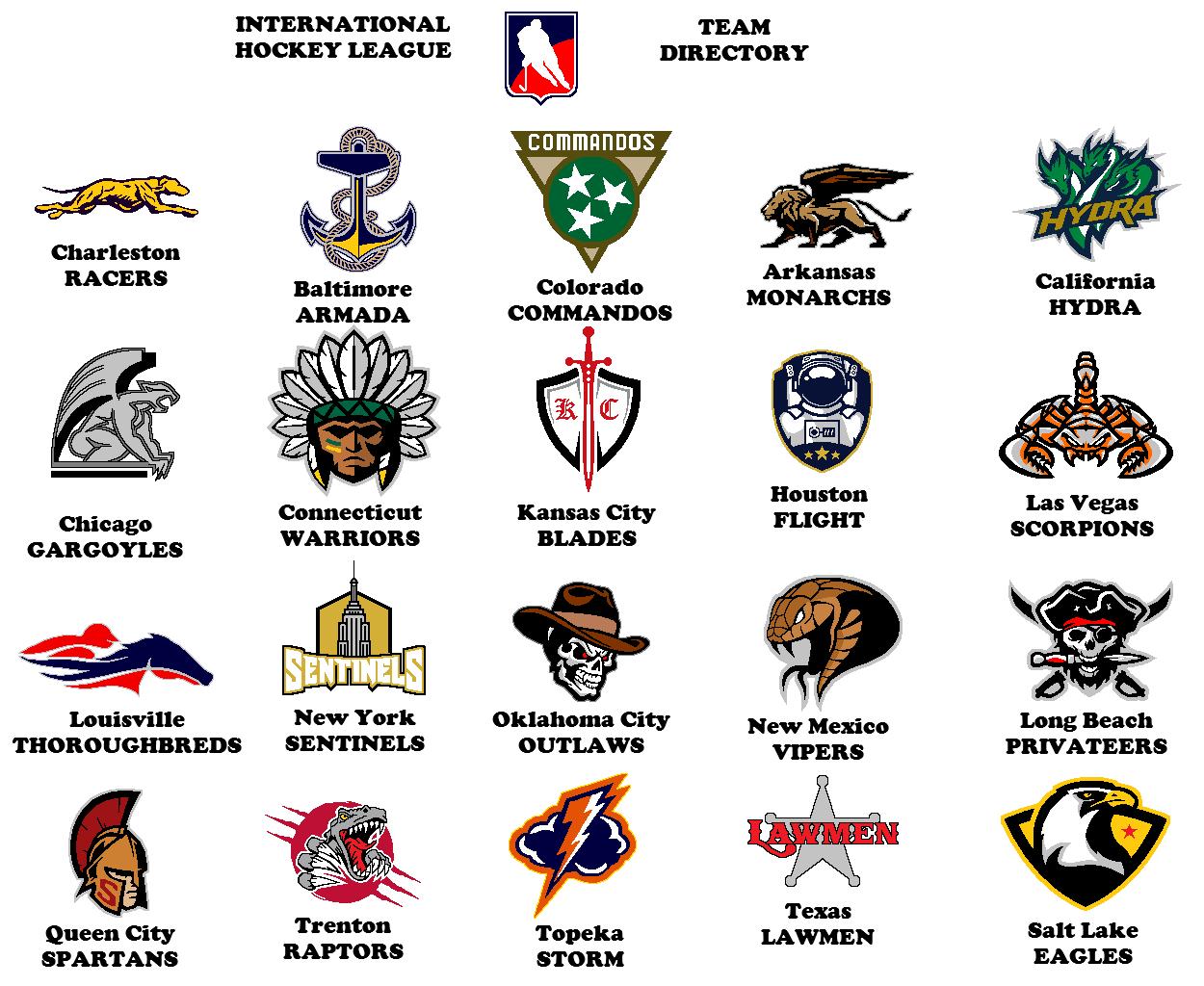 Ihl Revival Concepts Baseball Teams Logo Sports Logo Inspiration Hockey Logos