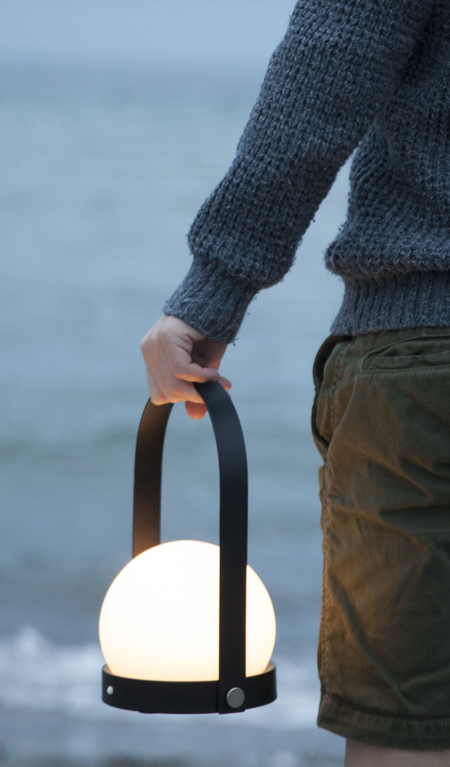 Carrie Portable Table Lamp By Menu 4863539 In 2020 Portable Led Lamp Norm Architects Portable Led