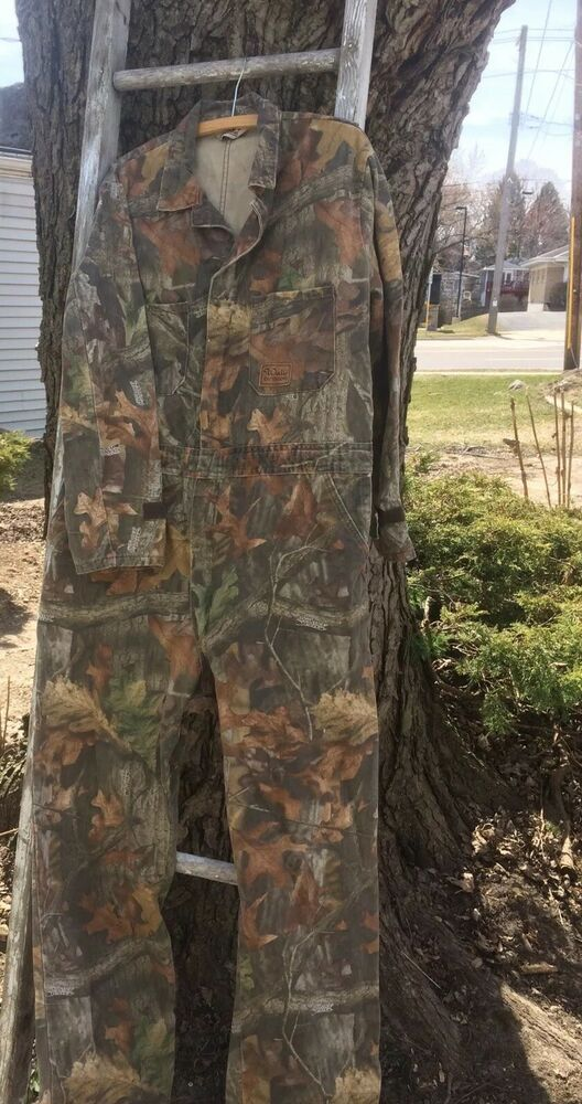 walls advantage camo coveralls sz38 mens xl camo on walls coveralls id=31033